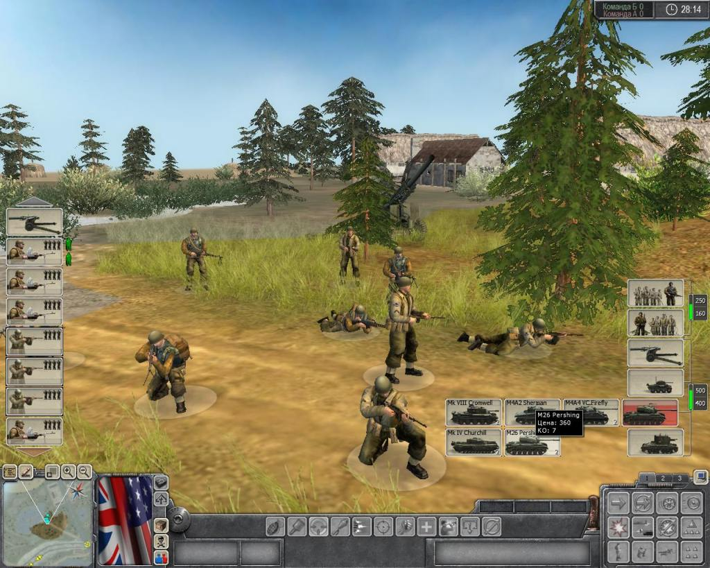 в тылу врага 2 штурм мод Call Of Duty 2 скачать торрент - фото 7