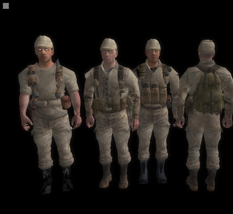 в тылу врага 2 штурм мод Call Of Duty 2 скачать торрент - фото 11